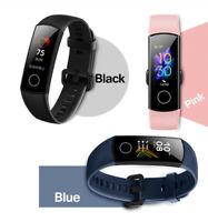 Huawei Honor Band 5 Smart Watch Wristband Amoled Bluetooth 4 Water GLOBAL 🌏