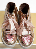 MICHAEL KORS PINK/ROSE SNEAKER SHOE SIZE 11 TODDLER
