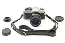 [N Mint] Nikon FM10 35mm SLR Film Camera + Ai-s 35-70mm f3.3-4.5 Lens from Japan