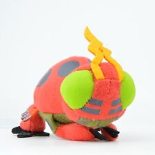 Digimon Collectible 3-Inch Plush Doll By Zag Toys - Tentomon
