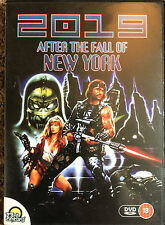 2019 AFTER THE FALL OF NEW YORK SERGIO MARTINO 23rdCENTURY REGION FREE DVD L NEW