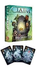 Claim With Ghost Faction Promo 2 Player Trick Taking Card Game Deep Water Games
