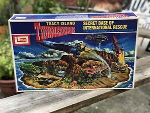Tracy Island  Base Model Kit IMAI Thunderbirds  B-1520-U