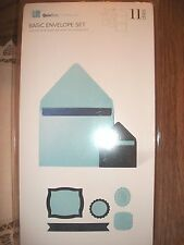 Lifestyle Craft cutting dies BASIC ENVELOPE SET includes 11 dies NIP