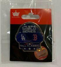 Aminco 2018 World Series Los Angeles vs Boston Red Sox Fall Classic Pin