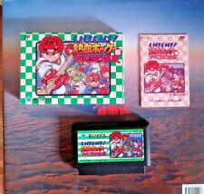 River City Ransom Hockey Famicom Complete in Box Japanese Import US SELLER RARE