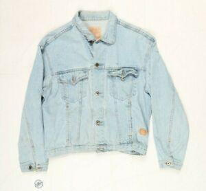 Veste Jeans Roy Rogers Style 2G004 Taille:L D'Occassion (Cod.EBAY112) Vintage