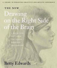 The New Drawing on the Right Side of the Brain-Betty Edwards