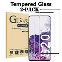 Samsung Galaxy S20 S20 PLUS S20 Ultra NOTE 10 Tempered Glass Screen Protector