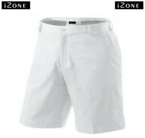 Golf Shorts Size 34 White Izone