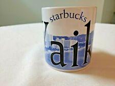 Starbucks WAIKIKI, Hawaii City Mug Collector Series 2005 Thailand