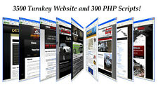 3500 Turnkey Websites & 300+ PHP Scripts With Resell Rights + BONUS INSIDE!!!