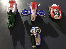 Bandai Power Rangers SPD Omega Morpher Communicator & 3 Delta Megazord