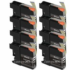 *8 x LC103 XL LC-103XL Black Ink For Brother DCP-J152W, MFC-J245, MFC-J285DW
