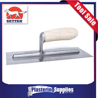 Setter 280mm Plastering Trowel   Made in Italy