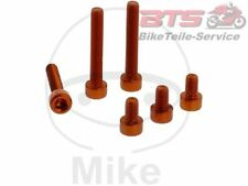 Schraube Tankdeckel Satz Alu orange tank cap bolt set-KTM Adventure,Super Duke,D
