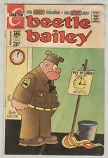 Beetle Bailey #89 April 1972 G+