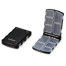 29384) Meiho Versus Tackle Box VS 355SS 97 x 64 x 20 mm Pearl Black