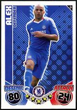 Alex #110 Chelsea Topps Match Attax 2010-11 Football Card (C602)