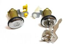 Door Lock Cylinder Tumbler Set for Nissan Subaru