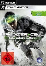 Tom Clancy's Splinter Cell: Blacklist (PC, 2013, DVD-Box)