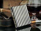 New Men's Ultrathin Silvery Portable Copper Cigarette Case (Hold 20 Cigarettes)^