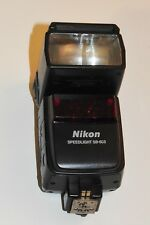 NIKON SPEEDLIGHT SB-600 COMPACT SB600 SLR CAMERA FLASH SHOE MOUNT