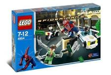 LEGO 4854 Super Heroes Spiderman 2 Doc Ock's Bank Robbery Minifigures New SEALED