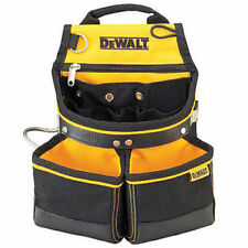 DeWalt DWST1-75650 Nail Pouch Heavy Duty Tool Belt Organizers