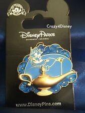 Disney Genie with Lamp (gold) Pin