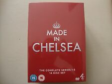 Made In Chelsea Series 1-5 - Brand New/Sealed Trusted Seller Over 10 Sold