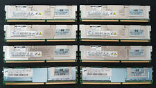 32GB (8x4GB) DDR2 PC2-5300F 667MHz ECC Fully Buffered SERVER MEMORY for HP DELL