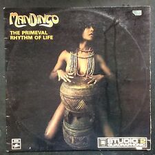 MANDINGO Primeval Rhythm of Life Quadrophonic LP Oz press 70s tribal funk rock