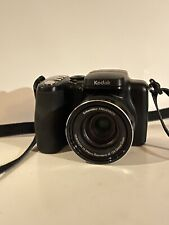 Kodak EasyShare Z1012 IS 10.1MP Digital Camera - Black
