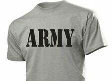 """ Army "" T-Shirt US Army Air Force Military GR S-XXL Training Navy Marine Pilots"