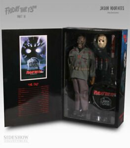 Sideshow Collectibles Jason Voorhees 1:6 Friday 13th Part 6 Jason Lives Figure