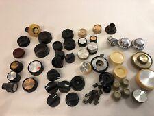 vintage electronics knobs (936)