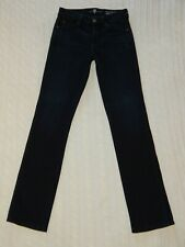7 SEVEN FOR ALL MANKIND ― 25 x 31.5 ― MID RISE KIMMIE STRAIGHT LEG Jeans ― #AB04