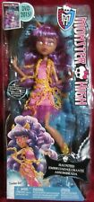 Monster High - Clawdeen Wolf - Haunted Getting Ghostly - 2014 - NEW / Sealed Box