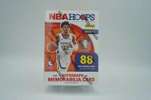 2020-21 Panini NBA Hoops Basketball *Sealed* BLASTER BOX 88-Cards FAST S&H RC!