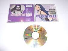 DANNII - Love & Kisses - Deleted 1991 German issue 12-track CD album