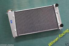 For VW GOLF MK1/CADDY/ SCIROCCO GTI SPEC 1.6 1.8 custom aluminum radiator 50mm