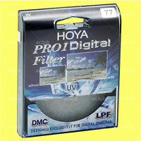 Genuine Hoya 77mm Pro1D Digital UV Filter