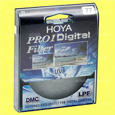 Genuine Hoya 77mm Pro1D Digital UV Filter