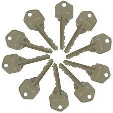 Kwikset Rekey 10 Master Keys 6 Pin Locks Rekeying Key Pins Locksmith Kit