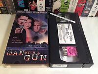 Man With A Gun Rare Thriller VHS 1995 OOP HTF M. Madsen J. Tilly G. Busey