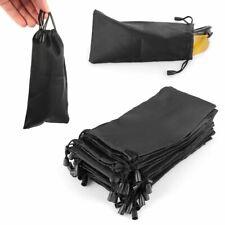 Sunglasses Bag Microfiber Dust Storage Pouch Glasses Carry Bag Soft Cloth