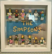 LEGO The Simpsons - Series 2 - Display/Rahmen 71009 71005 71006 71016