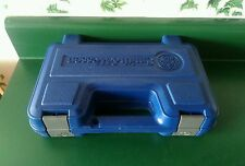 SMITH & WESSON Factory Blue Plastic Hard Case