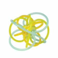 Manhattan Toy Transparent Winkel Rattle and Teether Baby Toy